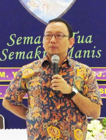Rm Erwin Santoso MSF